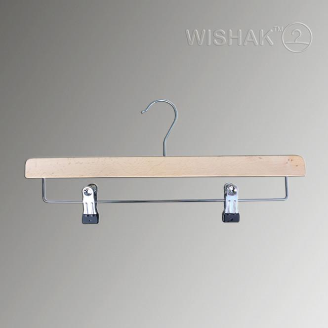 Продукция. Вешалка деревянная 395BZ ()